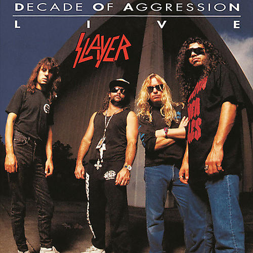 Alliance Slayer - Live: Decade of Aggression