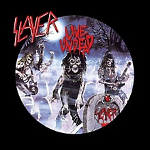 Slayer - Live Undead [Silver Vinyl]