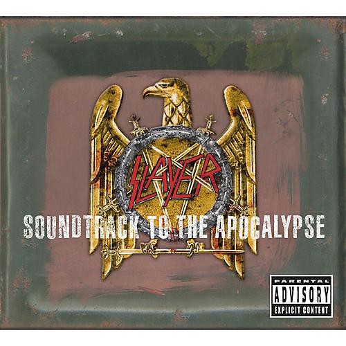 Music CD Slayer - Soundtrack To The Apocalypse Box Set (CD)