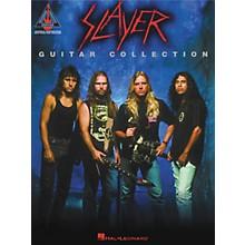 Hal Leonard Slayer Guitar Collection Tab Songbook