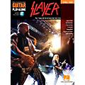Hal Leonard Slayer Guitar Play-Along Volume 156 Book/CD thumbnail