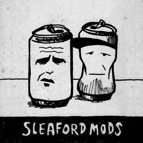 Alliance Sleaford Mods - Mr. Jolly Fucker/Tweet Tweet Tweet