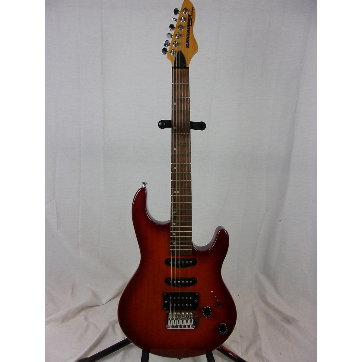 JB Player Sledgehammer Solid Body Electric Guitar