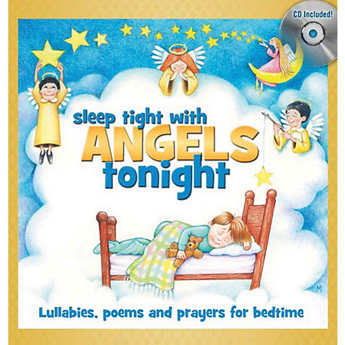Shawnee Press Sleep Tight with Angels Tonight (Book/CD Gift Set (6 inch. x 6 inch.))