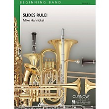 Curnow Music Slides Rule! (Grade 0.5 - Score Only) Concert Band Level .5 Composed by Mike Hannickel