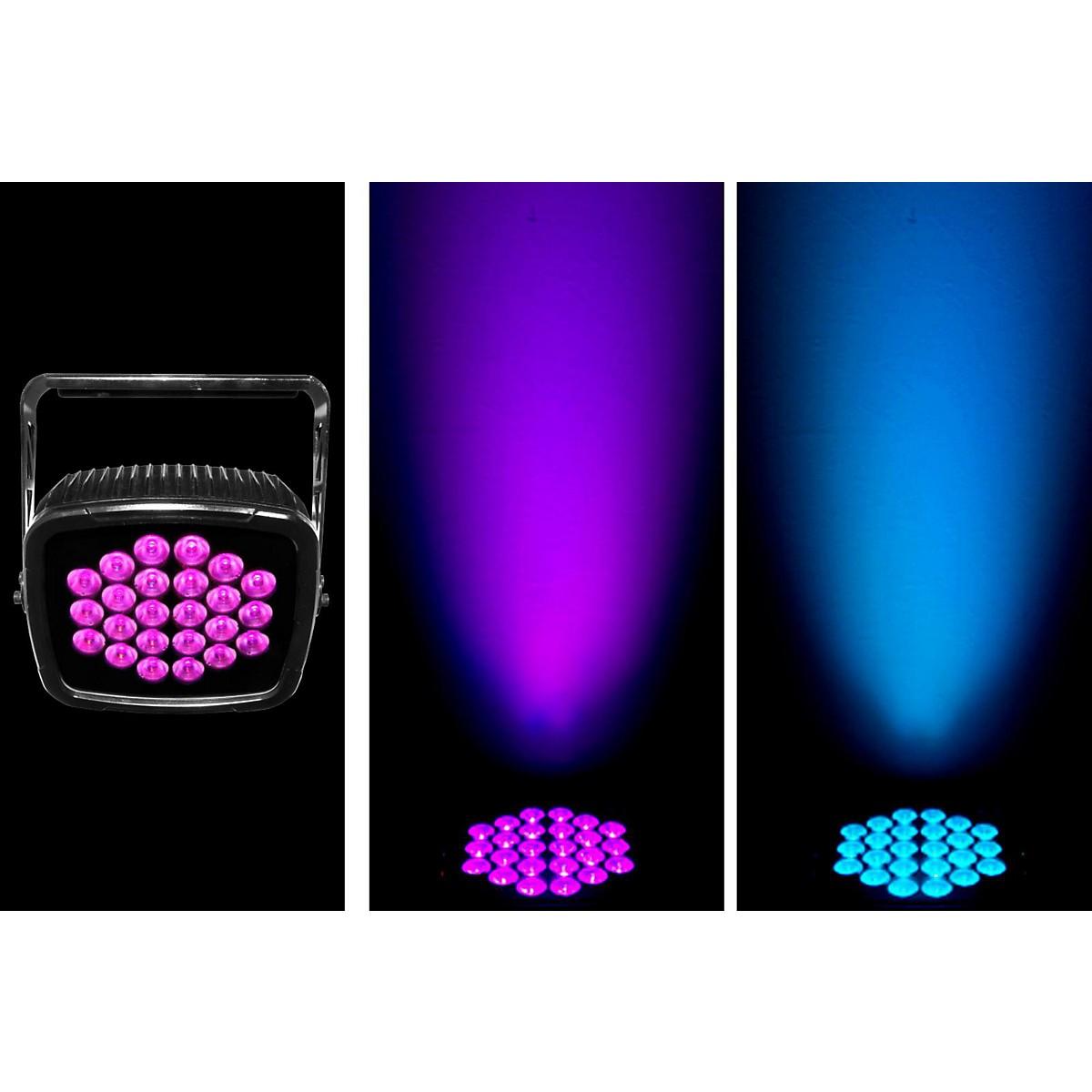 CHAUVET DJ SlimPANEL Tri 24 IP Indoor/Outdoor Tri-Color LED Wash Light