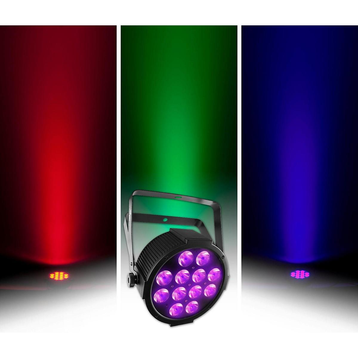 CHAUVET DJ SlimPAR QUV12 USB Par-Style LED Wash/Black Light
