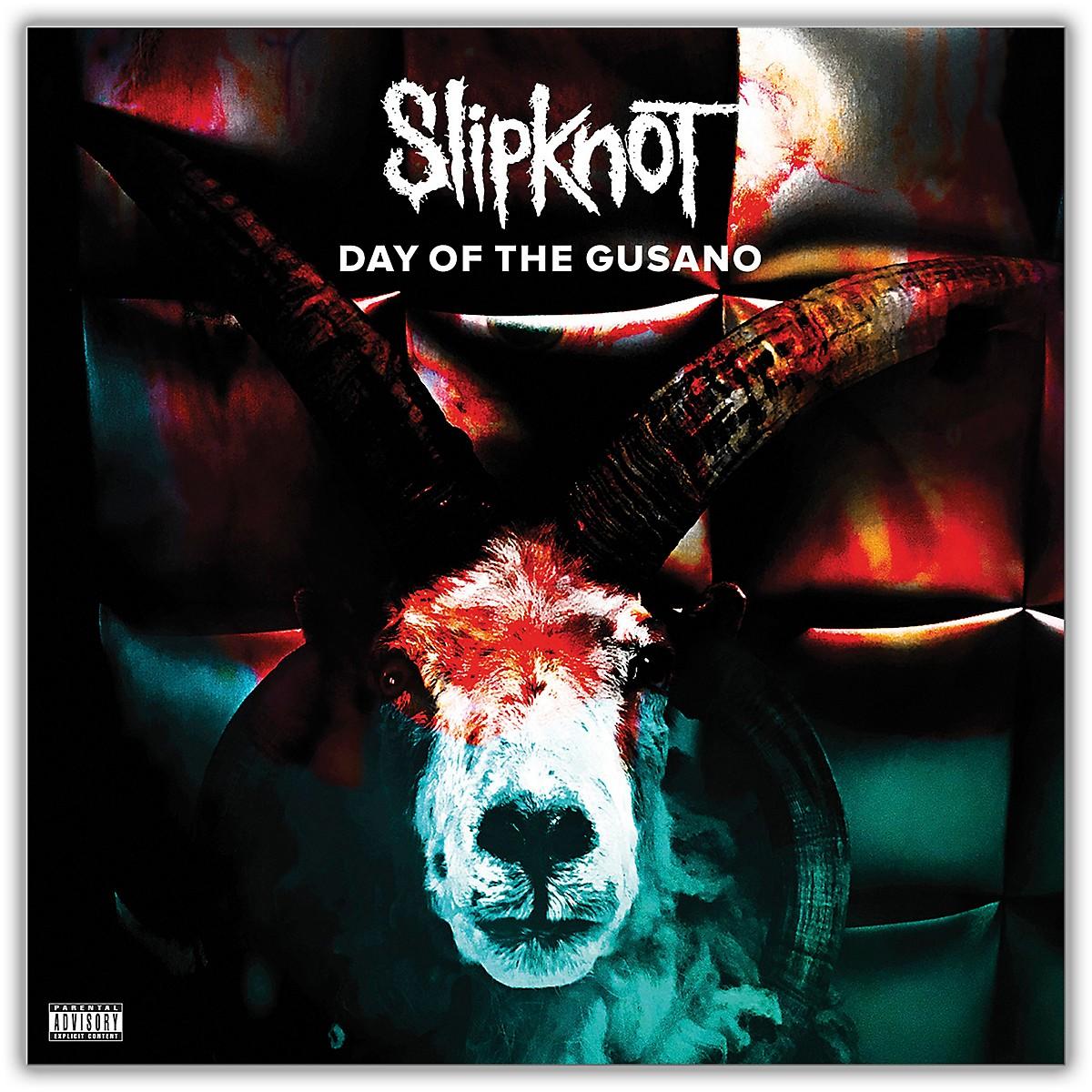 Universal Music Group Slipknot - Day Of The Gusamo [DVD/3LP][Jax Red Vinyl]