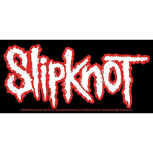 C&D Visionary Slipknot Sticker