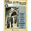 Hal Leonard Slow Blues - Blues Play-Along Volume 3 (Book/CD) thumbnail