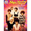 Hal Leonard Sly & The Family Stone For Bass - Bass Guitar Tab Songbook thumbnail