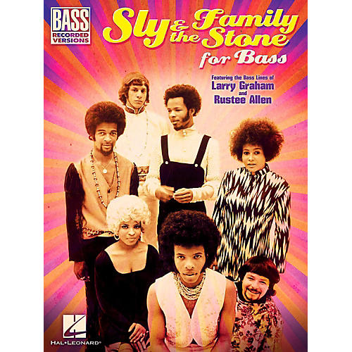 Hal Leonard Sly & The Family Stone For Bass - Bass Guitar Tab Songbook