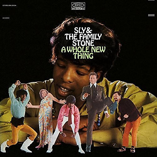 Alliance Sly & the Family Stone - Whole New Thing