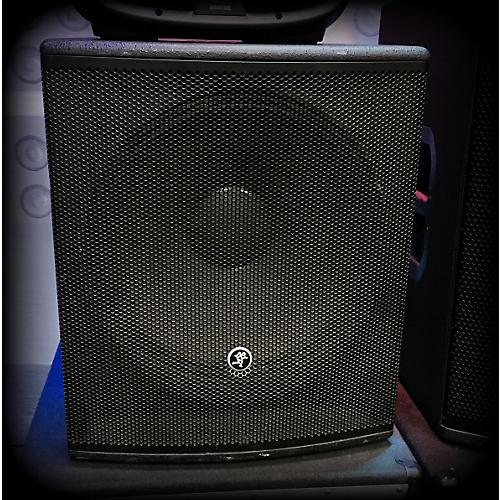 Mackie Sm1801 Powered Speaker