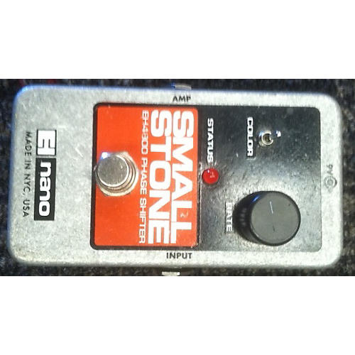 Electro-Harmonix Small Clone PHASE SHIFTER Effect Pedal