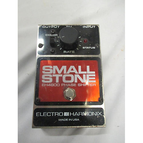 Electro-Harmonix Small Stone Phase Shifter Effect Pedal