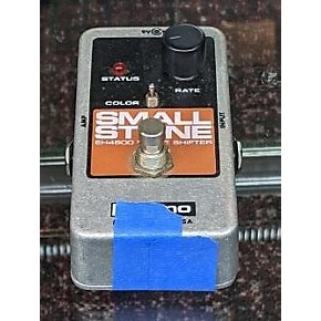 used electro harmonix small stone phase shifter effect pedal guitar center. Black Bedroom Furniture Sets. Home Design Ideas