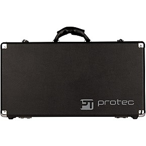 protec small stonewood guitar effects pedal board by protec guitar center. Black Bedroom Furniture Sets. Home Design Ideas
