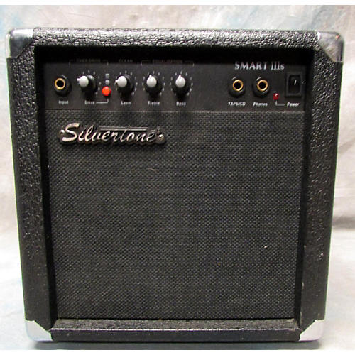 Silvertone Smart IIIs Guitar Combo Amp