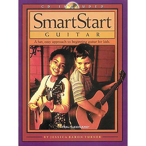 Hal Leonard SmartStart Guitar (Book/CD)