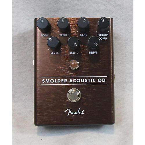 Fender Smoder Acoustic Effect Pedal