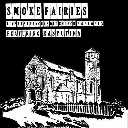 Alliance Smoke Fairies - Live at St. Pancras Old Church London 24 - Oct-13