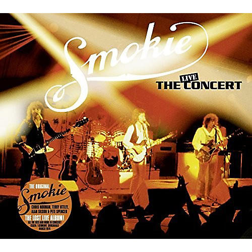 Alliance Smokie - Concert