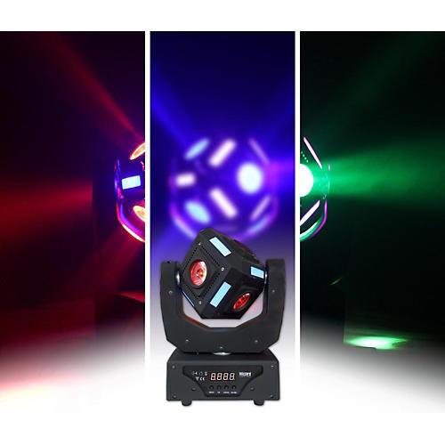 Blizzard Snake Eyes Mini 60 Watt LED Moving Head Effects Light