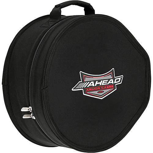Ahead Snare Drum Case with Cutout for Snare Rail