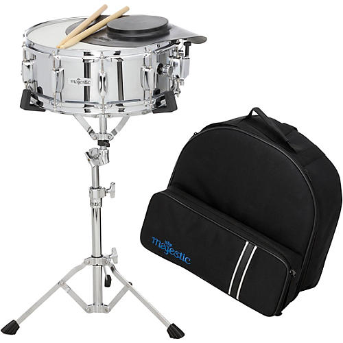 Majestic Snare Drum Kit With Backpack