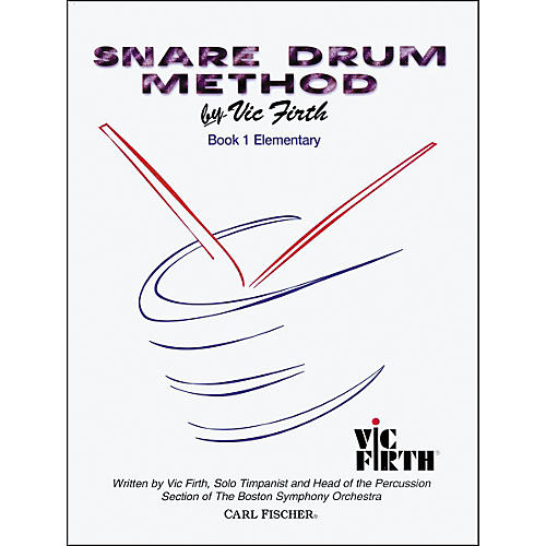 Carl Fischer Snare Drum Method Book