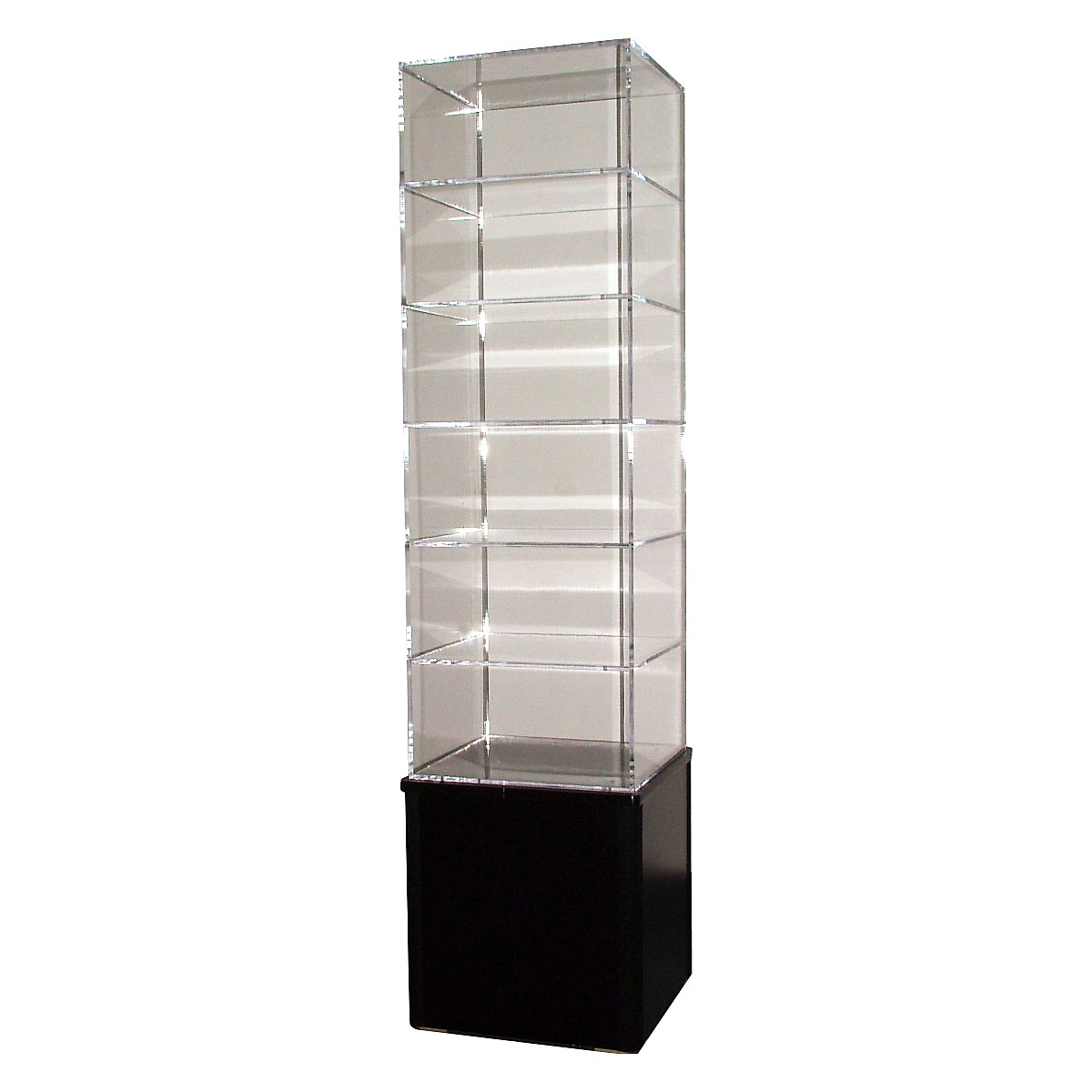 Control Acoustics Snare Drum Tower Display Case