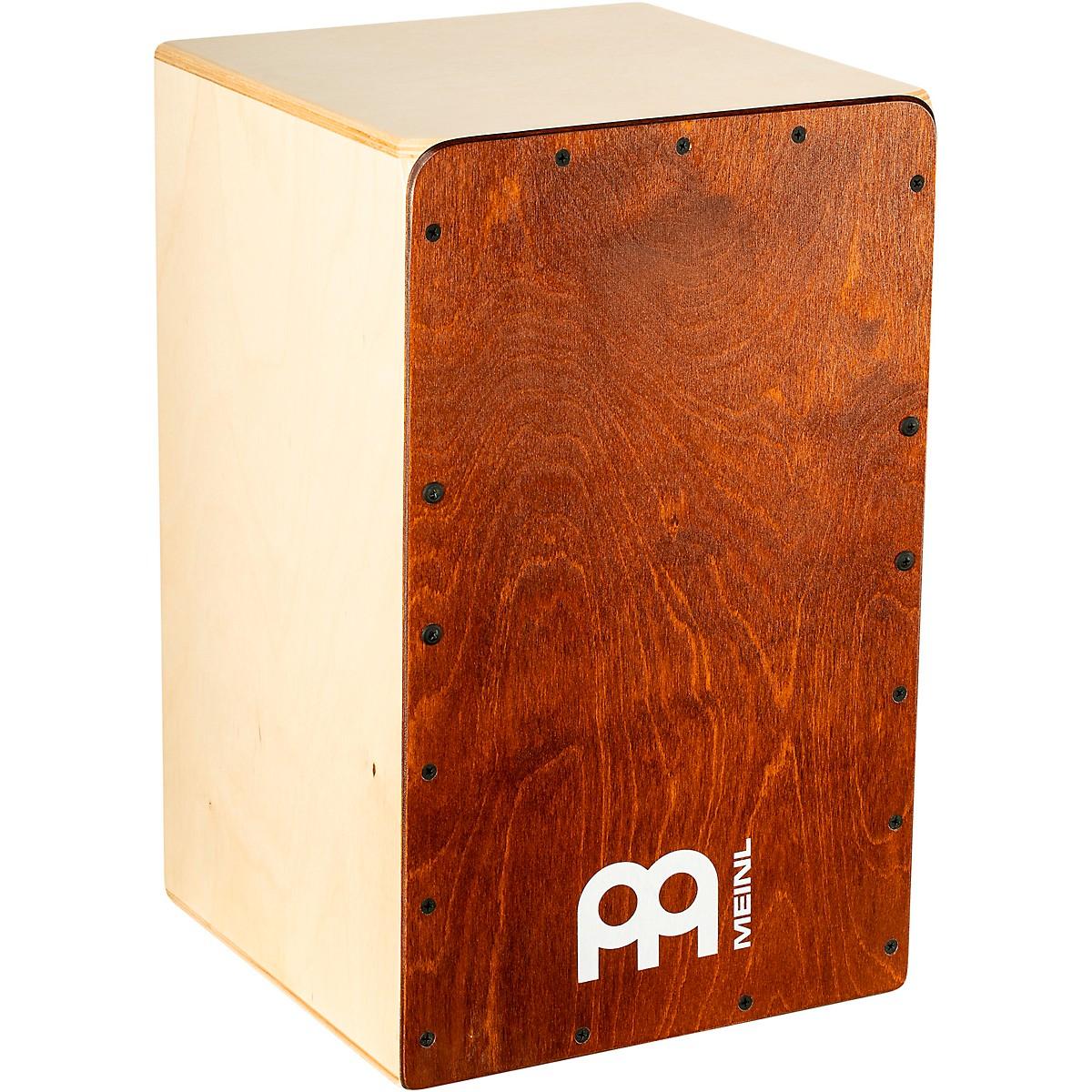 Meinl Snarecraft Series Cajon with Almond Birch Frontplate