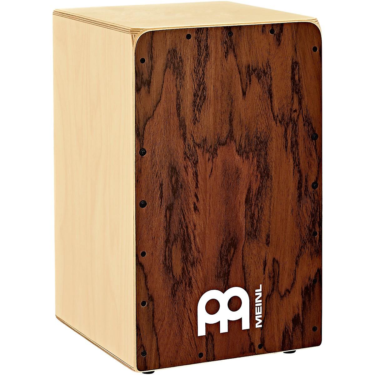 Meinl Snarecraft Series Cajon with Dark Eucalyptus Frontplate