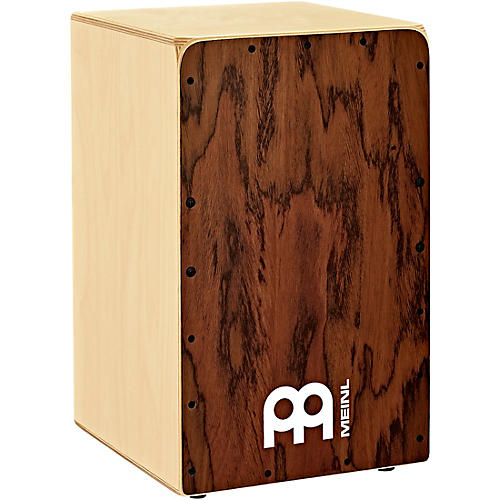 Meinl Snarecraft Series Cajon with Dark Eucalyptus Frontplate