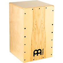 Meinl Snarecraft Series Cajon with Heart Ash Frontplate