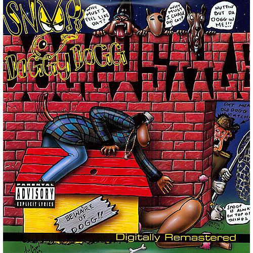 WEA Snoop Dogg - Doggystyle
