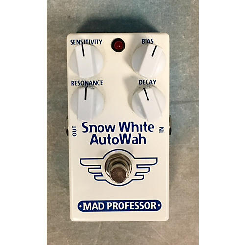 Mad Professor Snow White Auto Wah Effect Pedal