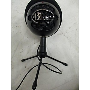 used blue snowball ice usb microphone guitar center. Black Bedroom Furniture Sets. Home Design Ideas