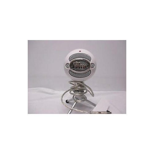 how to set up a blue snowball microphone