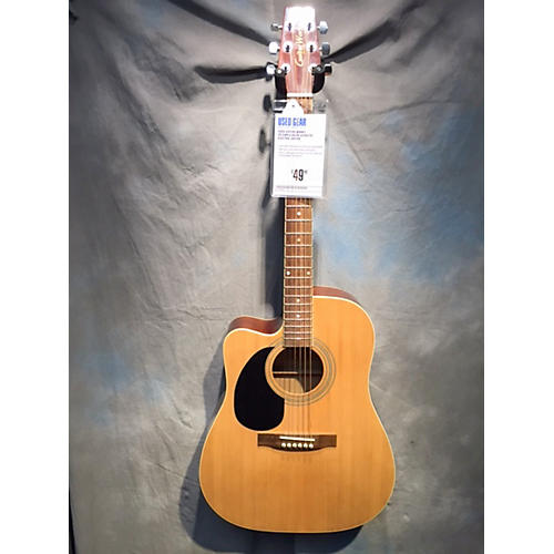 In Store Used So-gwd-624cen Acoustic Electric Guitar
