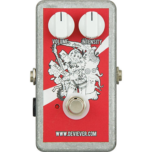 Devi Ever Soda Meiser Distortion Guitar Effects Pedal