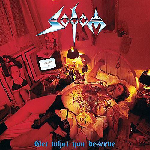 Alliance Sodom - Get What You Deserve