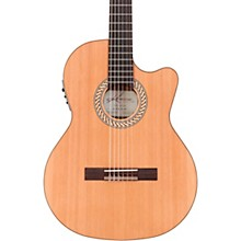Sofia S63CW Classical Acoustic-Electric Guitar Level 2 Natural 190839396426