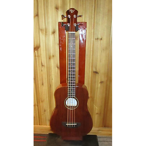 Michael Kelly Sojourn Acoustic Bass Guitar
