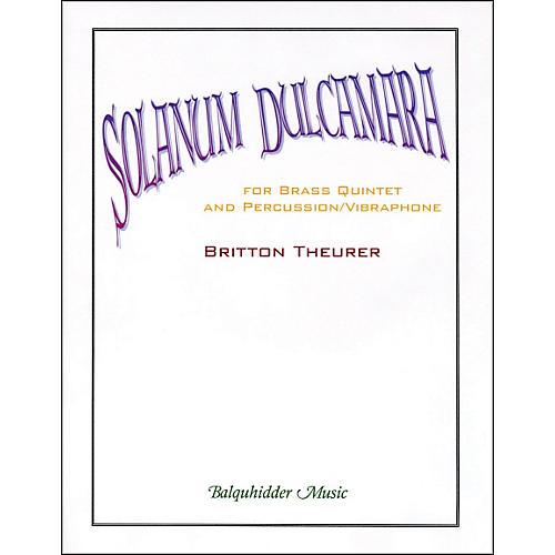 Carl Fischer Solanum Dulcamara Book