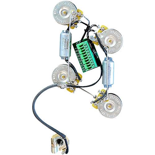 Mojotone Solderless Les Paul Guitar Wiring Harness (Long Shaft)