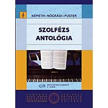 Editio Musica Budapest Solfeggio Anthology EMB Series