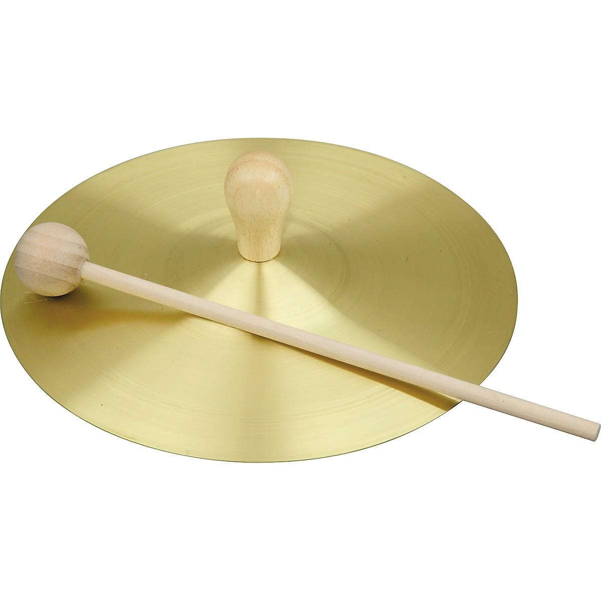 Rhythm Band Solid Brass Cymbal
