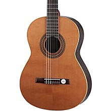 Solid Cedar Top Laurel Body Classical Acoustic Guitar Level 2 High Gloss Natural 190839863676